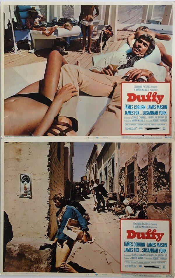 Duffy Lobby Card 1968