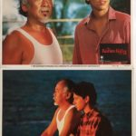 Karate Kid part 2 lobby cards
