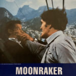 Moonraker US One Stop Poster 1979
