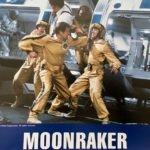 1979 Moonraker One Stop Poster James Bond 1-Stop
