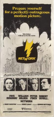 Network daybill poster 1976