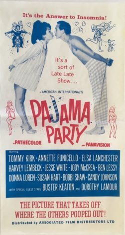 Pajama Party Daybill 1 (1)