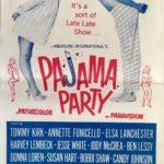 Pajama Party Australian daybill 1964