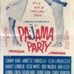 Pajama party australian daybill poster 1964