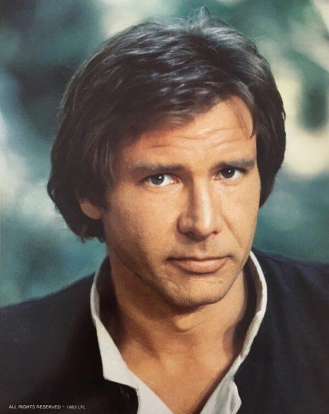 Return of the Jedi publicity photo - Han Solo (1)