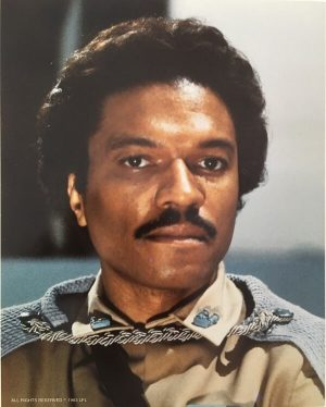 Return of the Jedi publicity photo - Lando