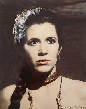 Return of the Jedi publicity photo - Leia (1)
