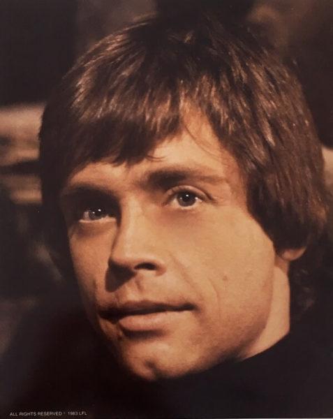 Return of the Jedi publicity photo - Luke (1)