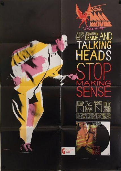 Stop Making Sense Talking Heads Poster (1)