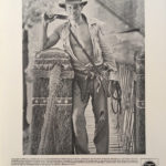 Indiana Jones and the Temple Of Doom balck and white Still