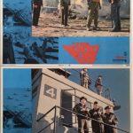 The 1000 Plane Raid Lobby Card 1969