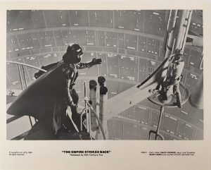The Empire Strikes Back Still - Luke And Vader (1)