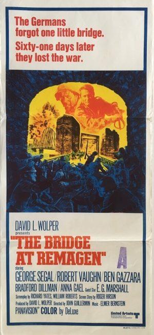 The bridge at remagen daybill