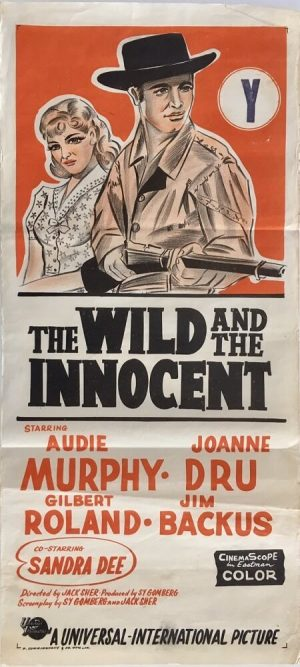 The wild and the innocent Australian daybill 1959