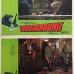 Underground lobby card 1970