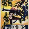 the legions last patrol daybill poster 1962 LLP62DB1 (1)