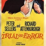 trial and error australian daybill poster 1962