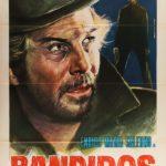 bandidos italian 1974 re-release original vintage film movie poster