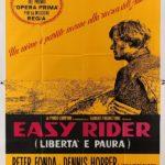 easy rider italian 1969 4 fogli (2 piece) original vintage movie film poster (1)