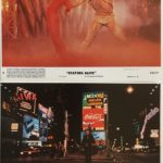 staying alive lobby cards 1978