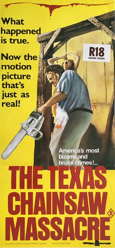 the texas chainsaw massacre 1974 DB1