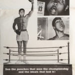 a.k.a cassius clay australian daybill poster 1970 muhammad ali i am the greatest
