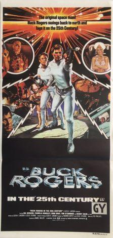 buck rogers australian daybill poster 1979
