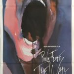 pink floyd the wall australian daybill poster db2 1982