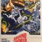around the world under the sea australian daybill poster 1966