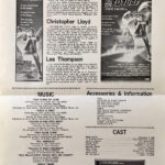 back to the future US exhibitor information sheet michael j fox