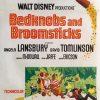 bedknobs and broomsticks australian daybill poster 1971 angela lansbury