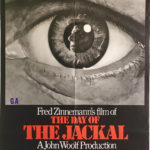 day of the jackal uk one sheet poster 1973