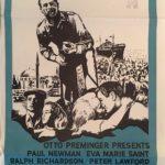 exodus australian daybill poster 1960
