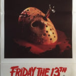 friday the 13th australian daybill poster 1985