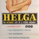 helga australian daybill poster 1967 sex education film