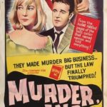 murder inc shadow of fear australian daybill poster 1960