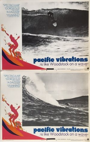 pacific vibrations lobby card surfing movie 1971 2