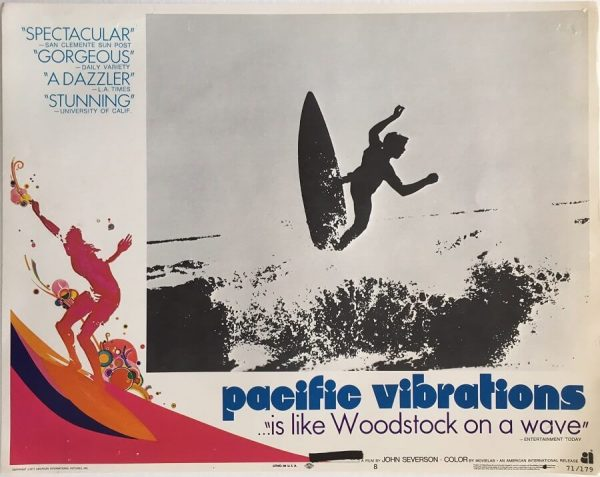 pacific vibrations lobby card surfing movie 1971 5