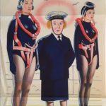 petticoat pirates australian daybill poster 1961