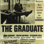 the graduate new zealand daybill poster
