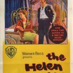 the helen morgan story australian daybill poster 1957