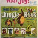 the jungle book australian daybill poster 1982 rerelease