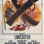 the professionals australian daybill poster 1966