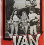 the van australian daybill poster 1979