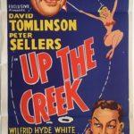 up the creek australian daybill poster 1958