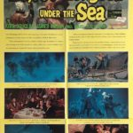 20,000 leagues under the sea 1963 re-release one sheet poster front walt disney