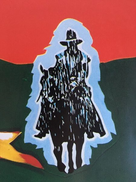 UTU new zealand one sheet poster horse 1984