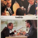 goodfellas lobby card set robert de niro 2