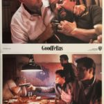 goodfellas lobby card set robert de niro 3