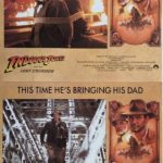 indiana jones and the last crusade lobby card set 1989 harrison ford sean connery 4